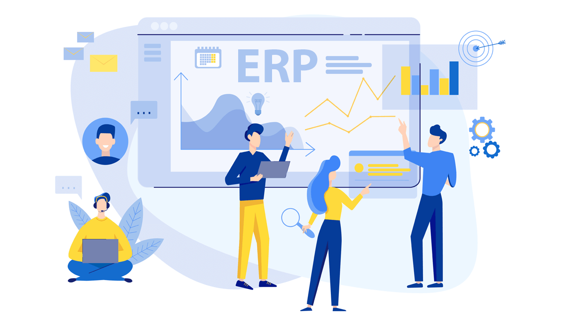 How to Build An ERP System From Scratch