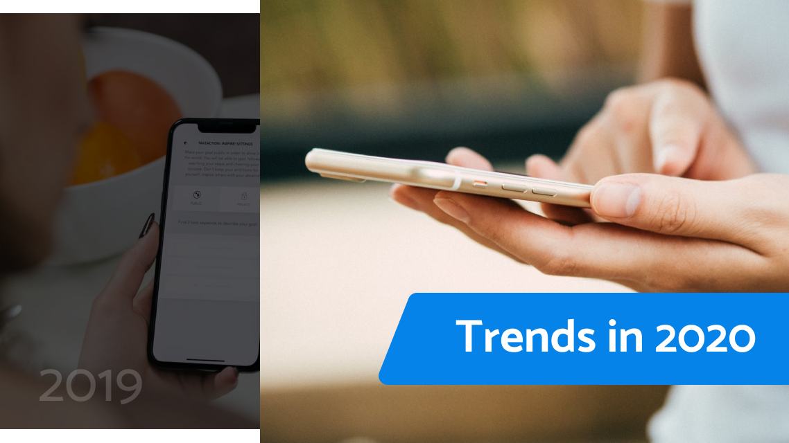 Latest Mobile Application Development Trends in 2020