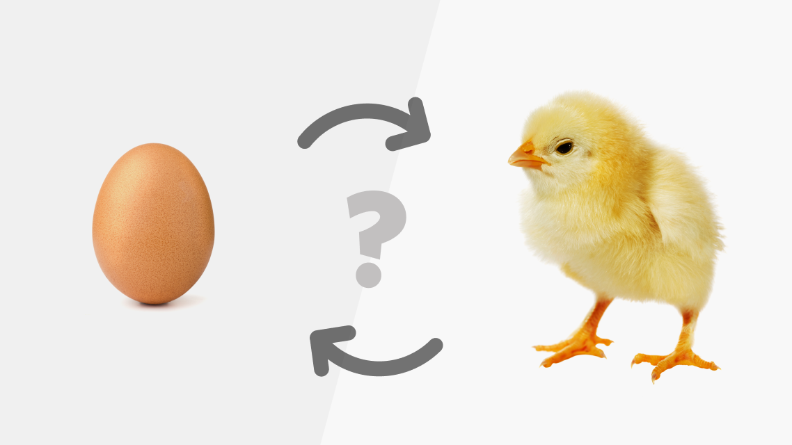6 Ways to Solve the Chicken and Egg Problem for a Marketplace Startup -  Clockwise Software